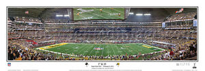 Green Bay Packers   Professionally Framed Panorama Poster