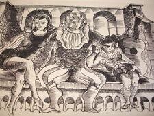 THÉÂTRE ANGLAIS /VOLPONE ou LE RENARD  de Ben Jonson in-folio cuivres gravés EO