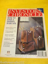 INVESTORS CHRONICLE - GOLD IN THE LABORATORY - JUNE 30 1995