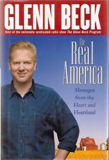 C910 Real America Glenn Beck Hardback Book Political