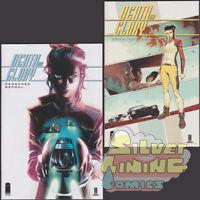 DEATH OR GLORY #5 Set of Two REGULAR + B VARIANT Image Comics