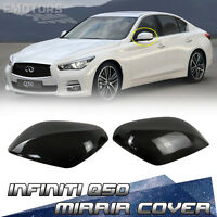 Real Carbon For MERCEDES BENZ W211 Sedan E-Class Side Door Mirror Cover E350 Ω