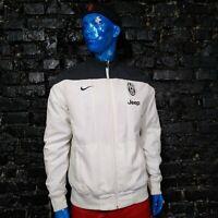 Juventus Juve Training Jacket With Zipped White Grey Nike 545061-161 Mens Size L