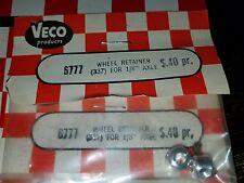 vintage 1/8 associated rc500 veco linkage retainer pin high quality nos rare