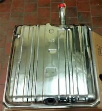 1958 Chevy Bel Air Biscayne Impala STAINLESS Gas Tank w/Filler Neck 16 Gallon