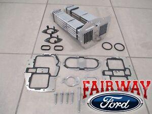 11 thru 16 Super Duty OEM Ford 6.7L Powerstroke Diesel EGR Cooler & Gasket Kit