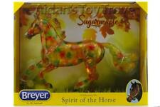 Breyer Sugarmaple 1782  Clearware Decorator - Fall Release Show Jumper Warmblood