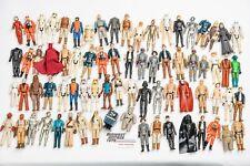 Vintage Star Wars - ACTION FIGURE - LOT OF BEATER FIGURES - Kenner