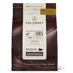 Callebaut - Kuvertüre zartbitter 2815 Callets