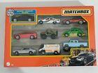 2021 Matchbox 9-Pack / Volvo V60 Wagon / Caprice / Beetle / Chrysler 300C /GVY72
