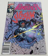 The Punisher Vol II No. 36 Early August 1990  MINT Condition Marvel Comics