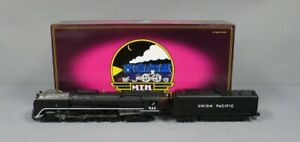 MTH 20-3044-1 Union Pacific 4-8-4 Steam Engine & Tender with PS 2.0 EX/Box