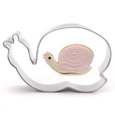 Snail Stainless Steel Cookie Cutter Cake Baking Mould Biscuit DIY Mould ☆