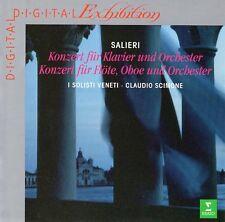 Salieri - Concerto for Fortepiano · Concerto for Flute & Oboe