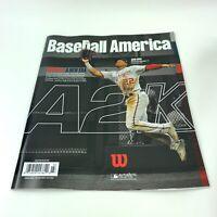 Baseball America Magazine Juan Soto March 2020  No Label Dawn Of New Era