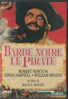 DVD BARBE NOIRE LE PIRATE RAOUL WALSH