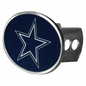 NFL Dallas Cowboys Metal Oval Hitch Cover