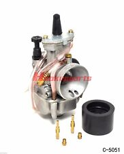 26mm Flat Side Carburetor for Honda ATV Dirt Bike Go Kart Quad Buggy Scooter