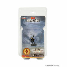 Drow Elf Ranger - Dungeons & Dragons Attack Wing