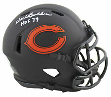 Bears Dick Butkus HOF 79 Authentic Signed Eclipse Speed Mini Helmet JSA Witness