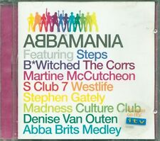 Abbamania – Aa Vv (Steps/The Corrs/Madness/Culture Club) Cd