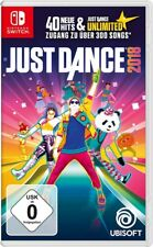 Nintendo Switch Spiel Just Dance 2018 NEU & OVP