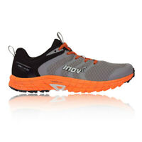Inov8 Mens PARKCLAW 275 Trail Running Shoes Trainers Sneakers Grey Orange Sports