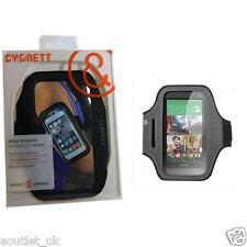 Cygnett Armband for 11.9cm iPhone 6 Galaxy S5 HTC One M8 - Black