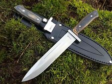 COLTELLO Da Caccia Coltello KNIFE BOWIE COLTELLO Cuchillo Couteau Coltellino Hunting