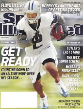 July 26, 2010 Miles Austin Dallas Cowboys Sports Illustrated NO LABEL WB
