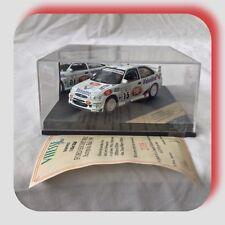 Vitesse Skid 1:43  Ford Escort WRC Acropolis Rally 1998  Kirkos / Stavropoulos
