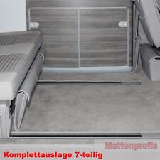 Premium velluto tappetini Completo per VW t6 California Ocean cucina ab Bj. 2015 MR