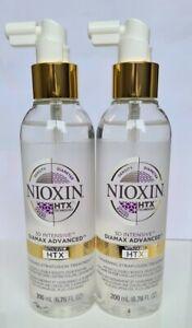 Nioxin HTX Technology 3D Intensive Diamax Thickening Treatment x2 totall 400ml