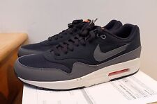 brand new d0517 d9a54 Nike Air Max 1 Essential Dark Obsidian Orange size 11.5