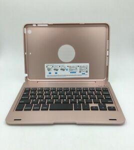 Wireless Keyboard for iPad-Mini 1/2/3 |Rose Gold| 💎OPEN BOX💎
