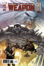 WEAPON H #1 LEINIL YU Cover GREG PAK STORY Marvel Legacy Near Mint/Mint