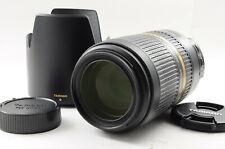 [Excellent+++] TAMRON SP A005 70-300mm f/4-5.6 Di VC USD Telephoto for NIKON F