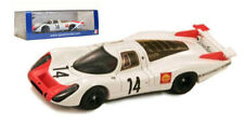 Spark SF051 Porsche 908 #14 2nd 1000km Paris 1968 - Elford/Lins 1/43 Scale