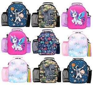 Fringoo - Lunch Box - Lunch Bag for Kids - Thermal Insulated Lunch Bag