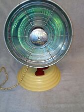 Vintage Industrial The Barber Polykmatic Heat Popular Health Lamp.Atomic era.GWO