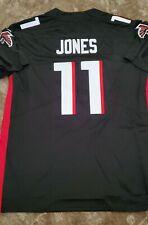 2020 Julio Jones #11 Atlanta Falcons Black Alternate Jersey Men's Size Large NEW