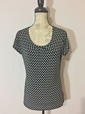 Women's Worthington Blouse Size(M) Comfortable Fit Style Fashion Trend