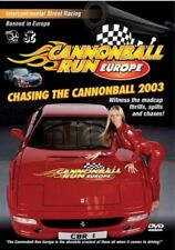 Cannonball Run Europe: Chasing the Cannonball (DVD, 2003)