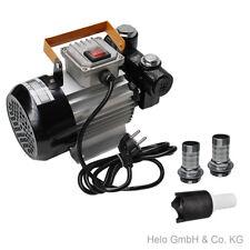 Dieselpumpe DP60L Heizölpumpe Fasspumpe Diesel Kraftstoffpumpe selbstansaugend