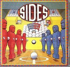 Anthony Phillips Sides (1979/90, UK, 11 tracks)  [CD]