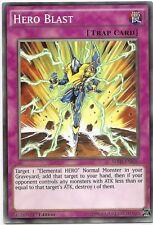 Hero Blast SDHS-EN036 Common Yu-Gi-Oh Card 1st Edition New