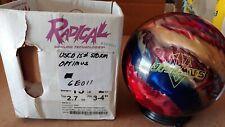 Storm Optimus Solid Bowling Ball USED 15lb 6E011