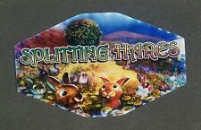 IGT Slot Machine Polygon Topper Insert SPLITTING HARES