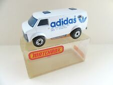 MATCHBOX SUPERFAST 68 C Chevy Van-Adidas-Comme neuf/boxed
