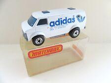 Matchbox Superfast 68c Chevy Van - ADIDAS - Mint/Boxed